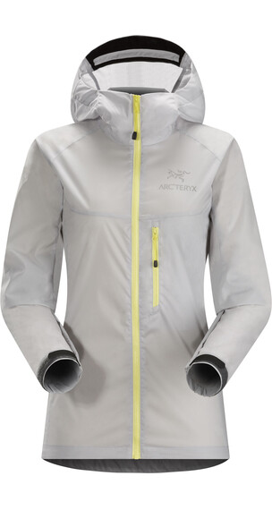 Arcteryx W's Squamish Hoody Silver Lining
